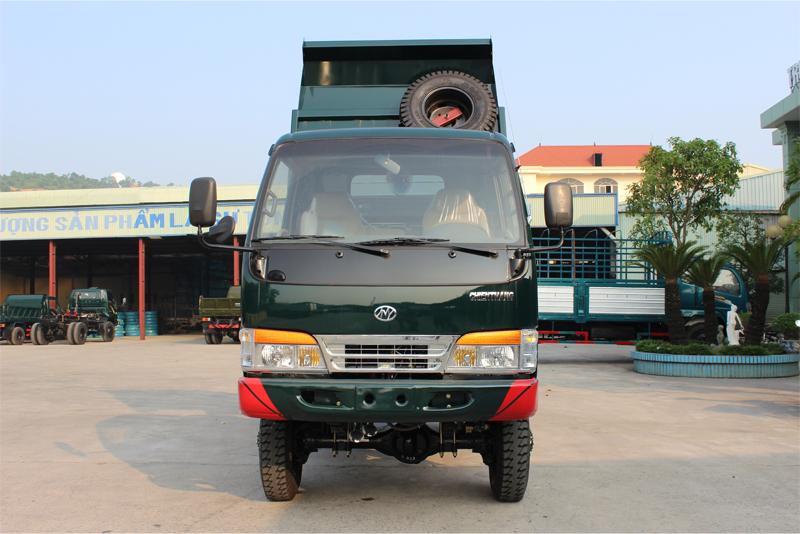 Xe tải ben Chiến Thắng 3.9 tấn 2 cầu