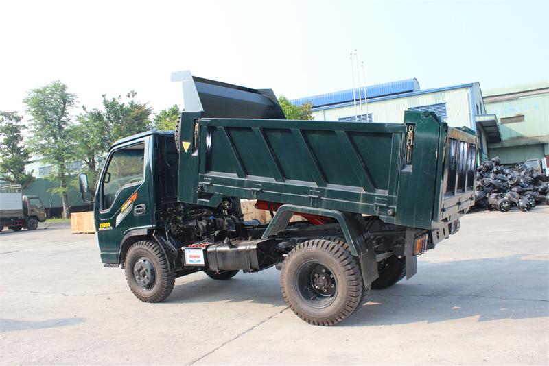 Xe tải ben Chiến Thắng 3.95 tấn