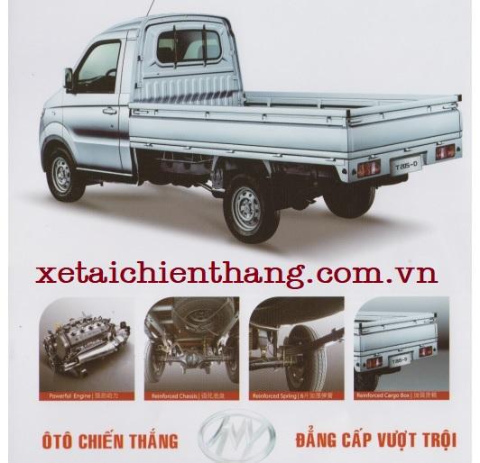 Xe tải Chiến Thắng Kenbo 0.99 tấn KM