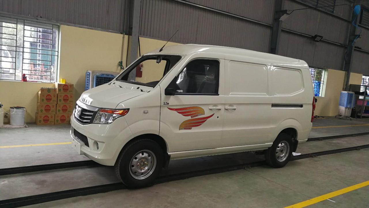 Xe bán tải Kenbo Chiến Thắng 2 chỗ 950kg