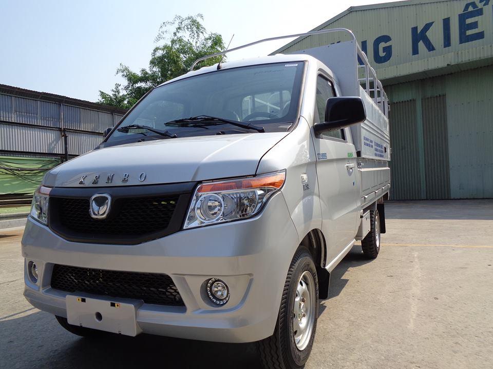 Xe tải thùng Kenbo Chiến Thắng khung mui 990kg