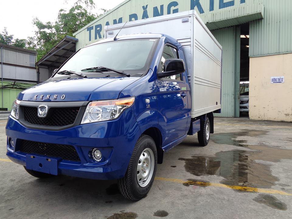 Xe tải Kenbo Chiến Thắng Thùng Kín 900kg