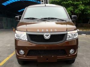 Màu sắc xe bán tải Van Kenbo 650kg 5 chỗ ngồi