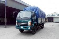 Xe tải thùng khung mui Chiến Thắng 6.5 tấn 1 cầu