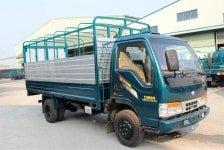 Xe tải thùng khung mui Chiến Thắng 2.5 tấn
