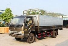 Xe tải Chiến Thắng 4.95 tấn thùng khung mui